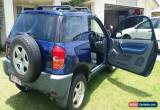 Classic Toyota Rav4 Edge 2001 in nice condition for Sale