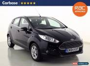 2014 FORD FIESTA 1.25 82 Zetec 5dr for Sale