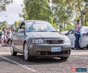 Classic Audi S3 AWD turbo custom paint manual for Sale