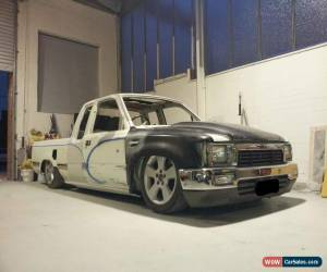 Classic 1991 Toyota Hilux Space Cab Minitruck Airbagged for Sale