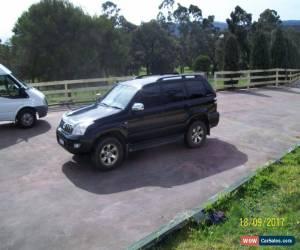 Classic Toyota Prado 2004 V6 Manual Dual fuel for Sale