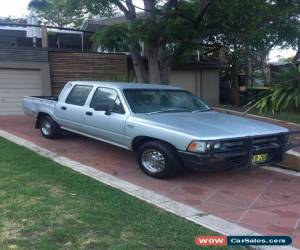 Classic Toyota Hilux dual cab for Sale