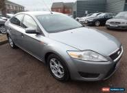 2008 FORD MONDEO EDGE TDCI 125 5G SILVER for Sale