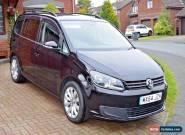 2014 VW Volkswagen Touran 1.4.TSi DSG Auto. 7 Seater. A1 condition. Petrol for Sale