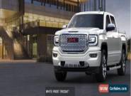 GMC: Sierra 1500 Denali for Sale