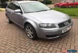 Classic Audi A3 2.0 FSI 2004MY  for Sale