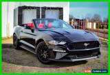 Classic 2018 Ford Mustang GT Premium Convertible for Sale