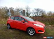Ford Fiesta 1.0 EcoBoost Zetec for Sale