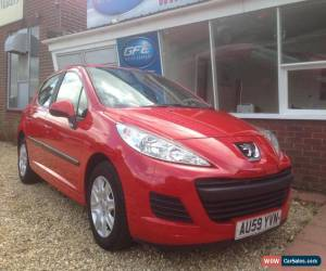 Classic 2009 59 Peugeot 207 S HDI 5 DOOR, FINANCE AVAILABLE  for Sale