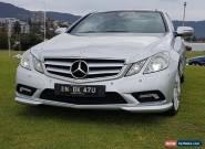 Merc, Mercedes E500 V8 Coupe,2009, AMG, NOT Audi, BMW, Lexus, Cheap, Sale,Urgent for Sale