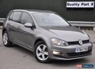 2014 Volkswagen Golf 1.6 TDI BlueMotion Tech Match Hatchback DSG 5dr for Sale