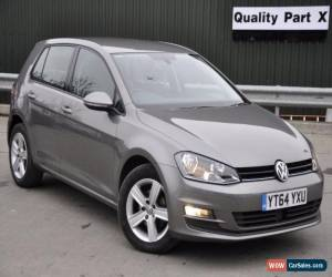 Classic 2014 Volkswagen Golf 1.6 TDI BlueMotion Tech Match Hatchback DSG 5dr for Sale