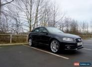 Audi A3 S Line Automatic DSG 2012 5 Door Black *Full Leather* 5DR 2.0 TDI Diesel for Sale