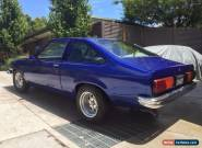 Holden Torana Hatchback for Sale