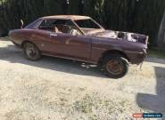 Toyota Celica TA22 rolling body TA 23 RA28  suit project    for Sale