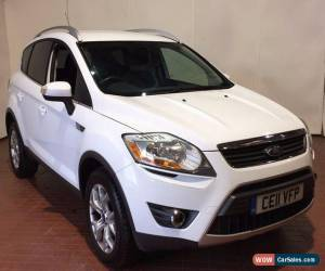 Classic 2011 11 FORD KUGA 2.0 ZETEC TDCI 2WD 5D 138 BHP DIESEL for Sale