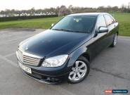 2007 MERCEDES C220 SE CDI ~ AUTOMATIC ~ LOW MILEAGE ~ TURBO DIESEL ~ NO RESERVE for Sale