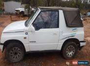 suuki vitara SWB automatic soft top 4x4 parts or a prodject  for Sale