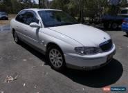 2000 Holden Statesman Sedan for Sale