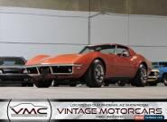 1968 Chevrolet Corvette T-Top for Sale