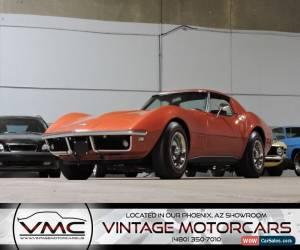 Classic 1968 Chevrolet Corvette T-Top for Sale