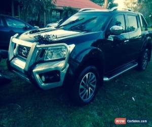 Classic damaged nissan navara for Sale