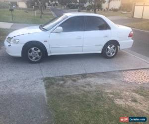 Classic 2000  Honda Accord Sedan gc just serviced new auto cold a/c no reserve  for Sale