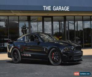 Classic 2012 Ford Mustang Shelby 1000 for Sale