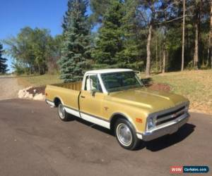 Classic 1968 Chevrolet Other Pickups for Sale