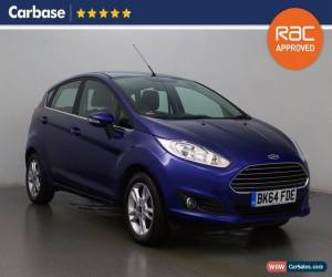 Classic 2014 FORD FIESTA 1.25 82 Zetec 5dr for Sale