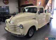 1951 Chevrolet Other Pickups Short Bed for Sale