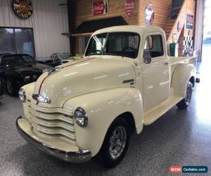 Classic 1951 Chevrolet Other Pickups Short Bed for Sale
