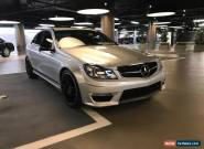 Mercedes C350 CDI AMG SPORT FULL REPLICA C63 BODYKIT  for Sale