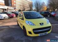 Peugeot 107 1.0 12v Urban for Sale