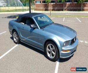 Classic 2007 Ford Mustang GT Convertible for Sale