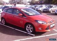 Ford Focus Zetec LOW MILEAGE for Sale