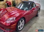 2008 Chevrolet Corvette 3LT for Sale
