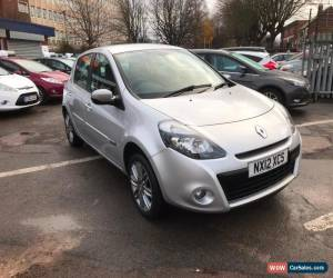 Classic Renault Clio 1.2 16v ( 75bhp ) 2012MY Dynamique Tom Tom for Sale
