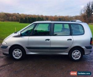 Classic RENAULT ESPACE 2.0 16V RT-X 7 SEATER MPV - 1999 for Sale