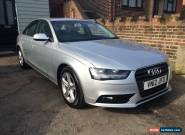 Audi A4 2.0 TDI Multitronic 4dr for Sale