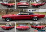 Classic 1968 Ford Mustang 289 Convertible for Sale