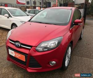 Classic Ford Focus 1.6 TI-VCT 2011 Zetec for Sale