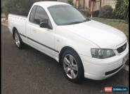 2003 ford ba ute for Sale