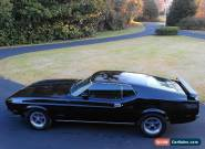 1972 Ford Mustang -- for Sale