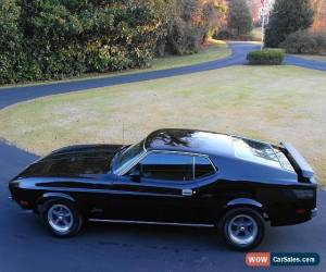Classic 1972 Ford Mustang -- for Sale
