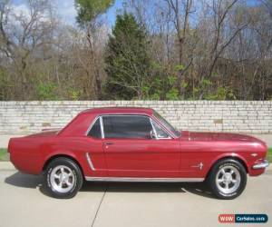 Classic 1965 Ford Mustang 289 Coupe for Sale