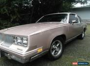 Oldsmobile: Cutlass cutlass s for Sale