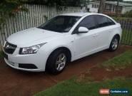 Holden Cruze CD (2010) 4D Sedan Automatic (1.8L - Multi Point F/INJ) 5 Seats for Sale
