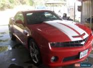 2011 Chevrolet Camaro 2SS Coupe 2-Door for Sale