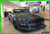 Classic 2018 Ford Mustang Shelby GT350 Coupe 2-Door for Sale